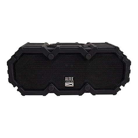 Speaker Aktif Bluetooth Altec altec lansing imw577 blk lifejacket 2 wireless floatable portable waterproof bluetooth speaker