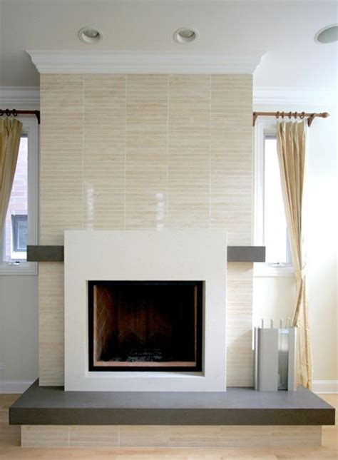 fireplace tiles modern modern fireplace tile oh my word fireplace
