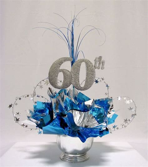 best 25 60th birthday centerpieces ideas on