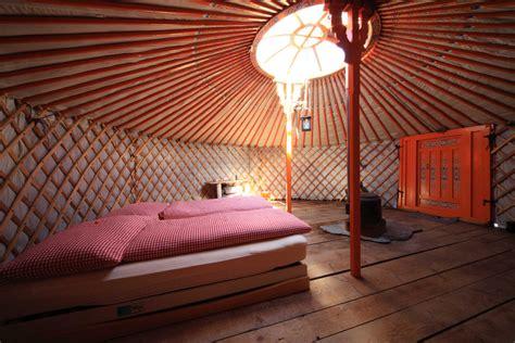 tende mongole pernottamento in yurta