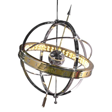 Polished Brass Sconce The Astrolabe Crenshaw Lighting