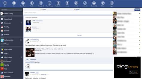 fb touch facebook touch para windows 8 descargar