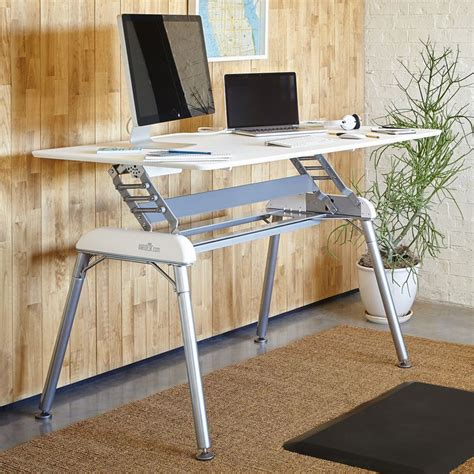 Diy Ergonomic Desk 17 Best Ideas About Standing Desks On Pinterest Sit Stand Desk Standing Desk Height And