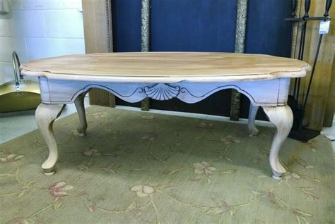 Chalk Painted Coffee Tables Chalk Painted And Glazed Coffee Table Stuff I Painted Pinterest Coffee Tables Tables And