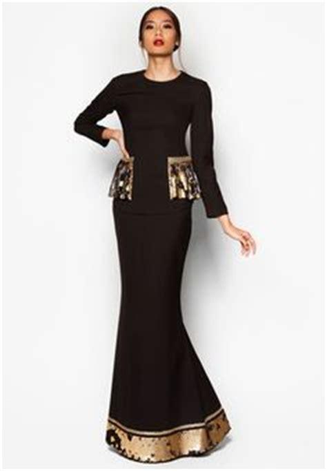 baju lace artis baju kurung moden minimalis baju raya 2016 fesyen trend