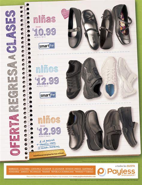 imagenes de zapatos escolares de payless payless shoesource ni 241 os ni 241 as oferta regresa a clases 2014