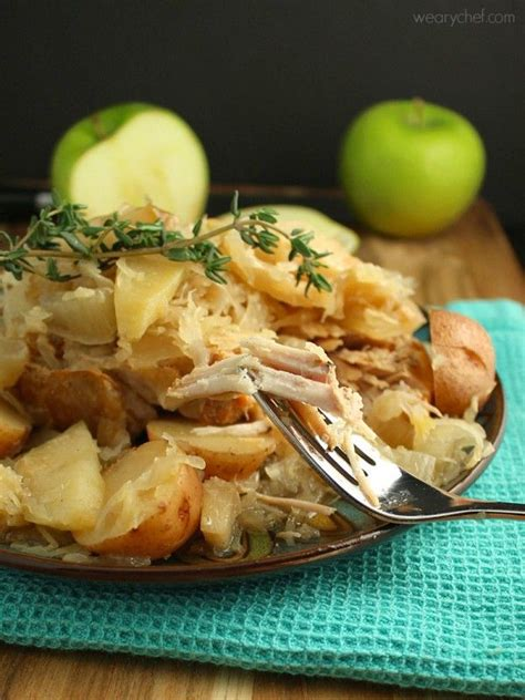 traditional new year dinner recipes 1000 ideas about pork and sauerkraut recipe on