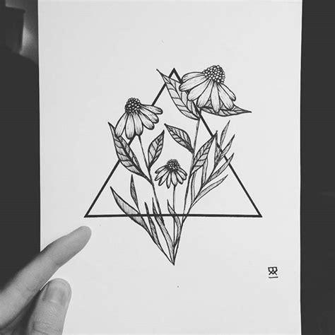 geometric doodle ideas 17 mejores ideas sobre tatuajes tri 225 ngulo en
