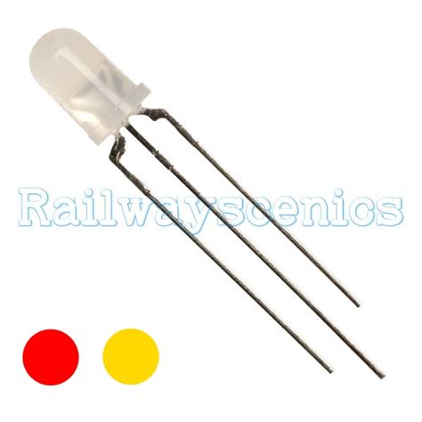 most common resistor for led 5mm yellow tri colour water clear led resistor reqd railwayscenics