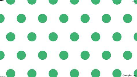 green polka dot wallpaper wallpaper green polka dots hexagon white ffffff 3cb371