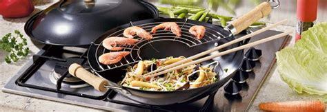 comment cuisiner avec un wok comment choisir wok
