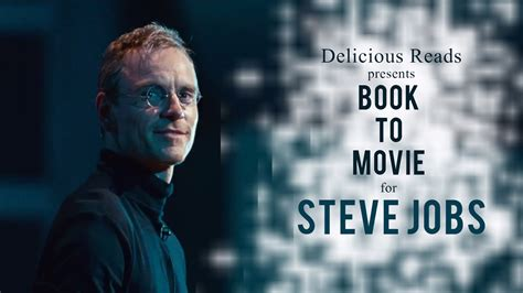 film biography steve jobs delicious reads steve jobs book to movie