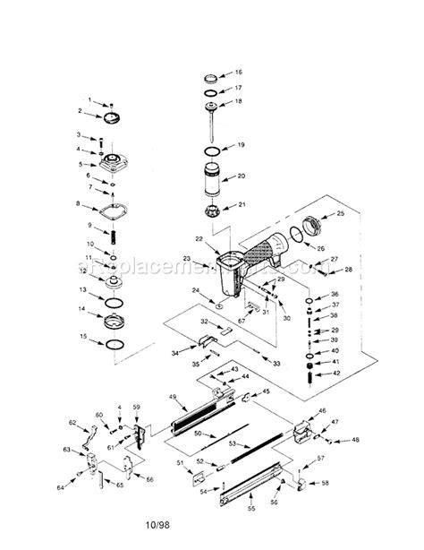 Craftsman Brad Nailer 351184090 Ereplacementparts Com