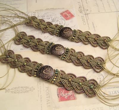 Hemp Braiding Knots - knot just macrame tutorials knotting cord wrapping