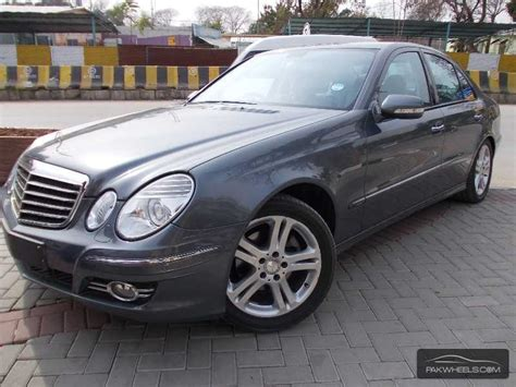 how it works cars 2008 mercedes benz e class electronic valve timing mercedes benz e class e280 2008 for sale in islamabad pakwheels