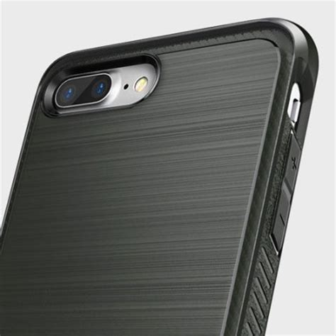 Iphone 7 Plus Ringke Onyx Black funda iphone 7 plus ringke onyx gris