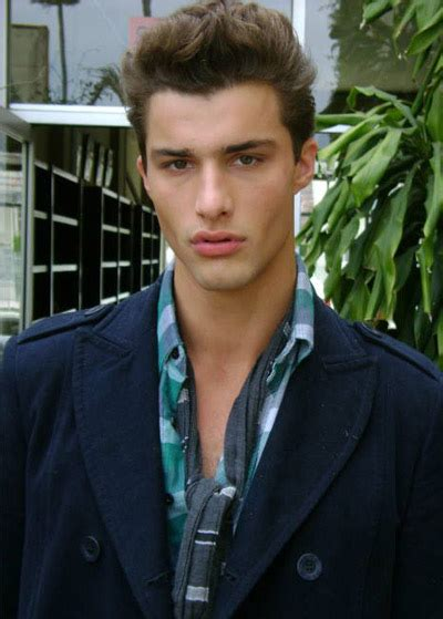guys with big cheek bones leandro maeder digitals