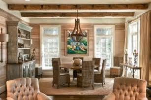 Coastal Living Dining Rooms by Coastal Living Space Beach Style Dining Room Raleigh