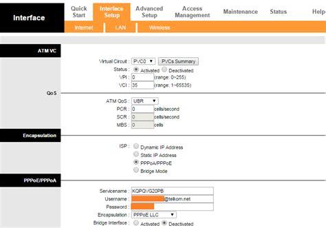Langganan Modem Speedy cara setting modem zte zxv10 w300s