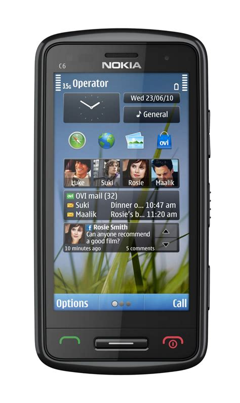 nokia c6 the www blog nokia c6 01 and nokia c7 features and