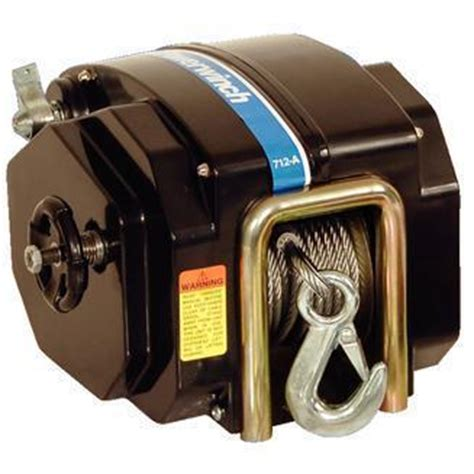 boat trailer winch auto lock electric winches parts reliable source of nissan