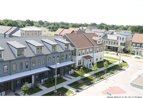 Milwaukee Gardens by New Look Of Housing Debuts In Milwaukee