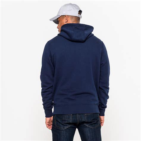 Sweater Jaket Hoodie Eiger Logo houston texans team logo navy pullover hoodie new era