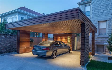 Port St Car by Studiowta Carport For A Residence