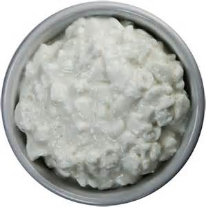 Cottage Cheese Cottage Cheese Filled With Cottage Cheese