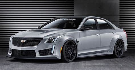 Cadillac Ctsv For Sale by 2016 Hennessey Cadillac Cts V For Sale