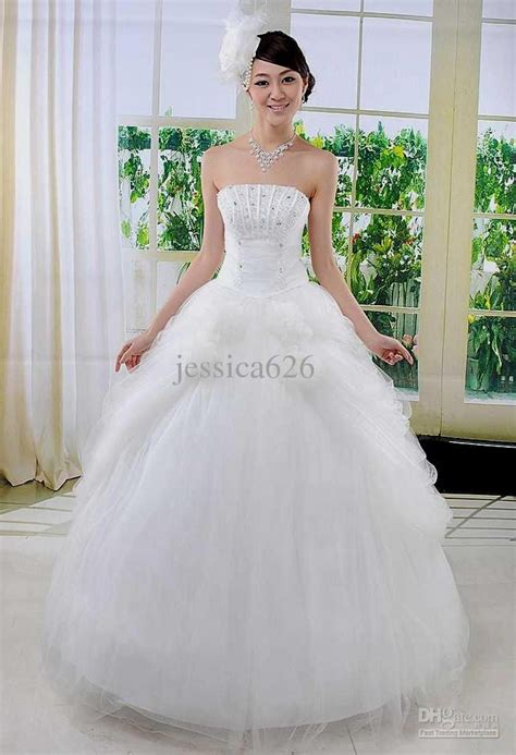wedding dresses strapless strapless wedding dresses with rhinestones naf dresses
