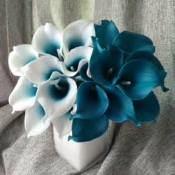 Where To Buy Corsage And Boutonniere Online Buy Wholesale Blue Calla Lilies From China Blue Calla Lilies Wholesalers Aliexpress Com