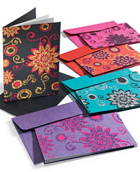 Greeting Cards Handmade Paper - printed handmade paper greeting card flower gt cards