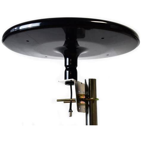amplified omnidirectional outdoor hd tv antenna long range
