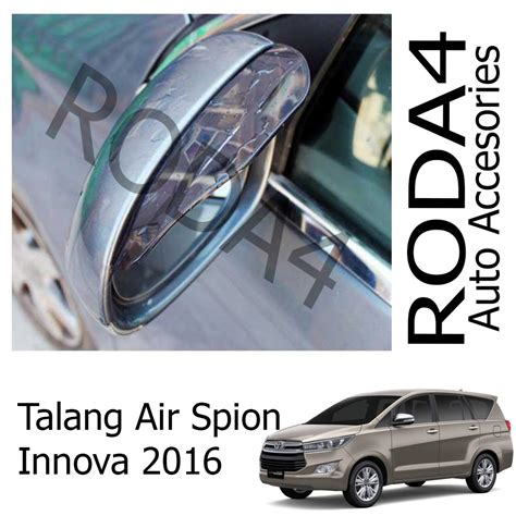 Talang Air Spion Mobil All New Accord 1 jual beli talang air spion mobil all new innova 2016 berkualitas baru lu headl stopl
