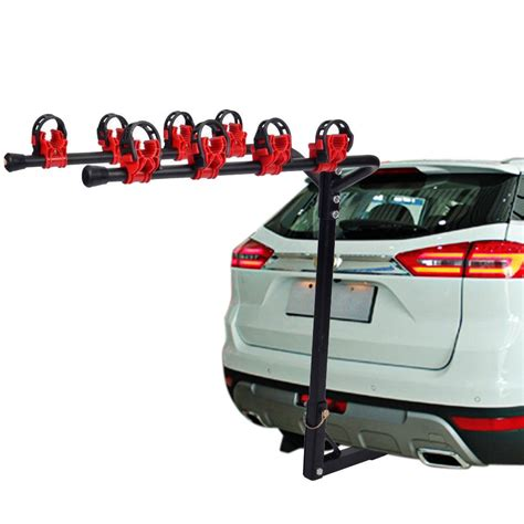 Bike Rack Car Hitch by Bike Rack 4 Bicycle Hitch Mount Carrier Car Truck Auto 4