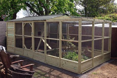 Large Chicken Shed by Large Chicken Coops Gt Gt Backyard