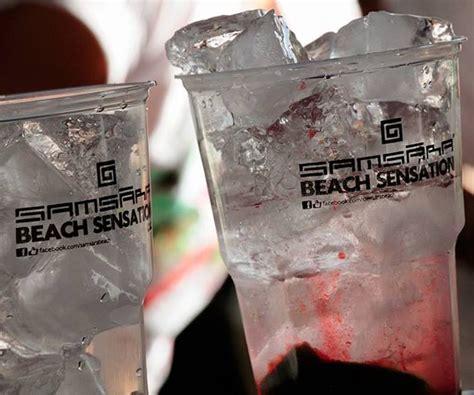 bicchieri polipropilene bicchiere monouso ottagonale polipropilene personalizzabili