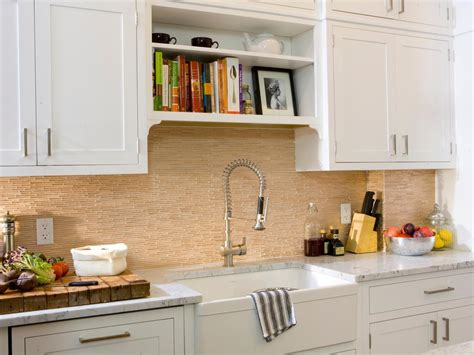do it yourself kitchen backsplash do it yourself diy kitchen backsplash ideas hgtv
