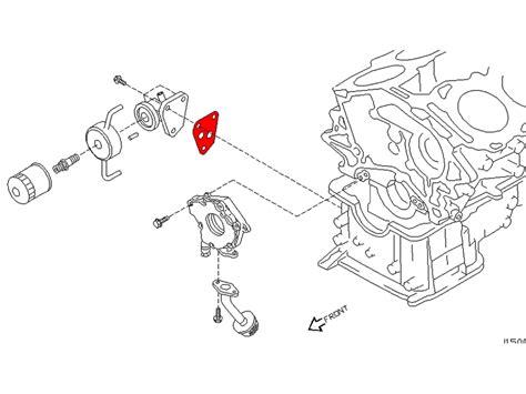 oem vqde oil filter  cylinder block gasket performance oem  aftermarket engineered parts