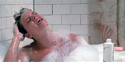 singin in the bathtub what song is sam singing in the bathtub the lost boys