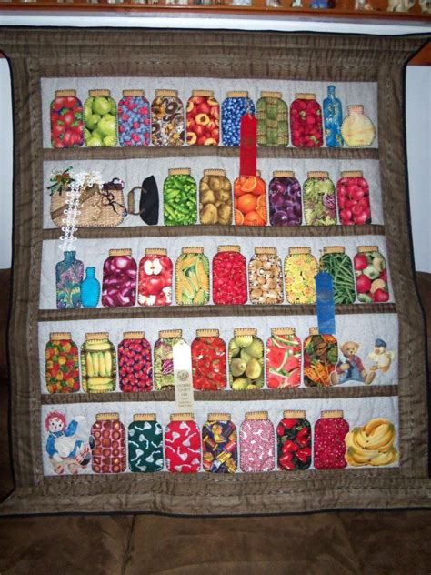 bug jar quilt pattern images