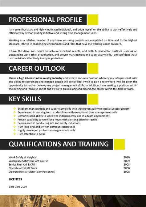 mining resume sles mining resume templates 28 images we can help with