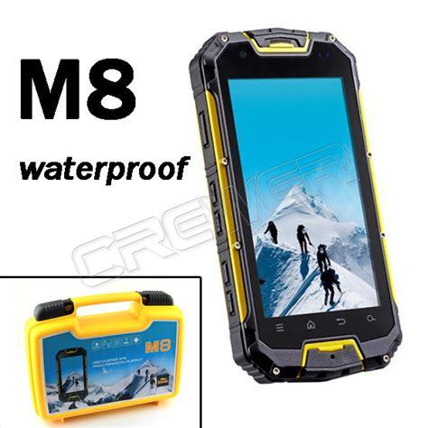 Rungee Android 60 Waterproof Smartphone Ip68 Walkie Talkie Ht original snopow m8 ip68 rugged smartphone with ptt walkie