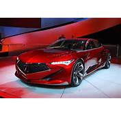 Acura Precision Concept Video First Look