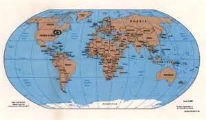 Amsterdam World Map by Windhorse Corporation
