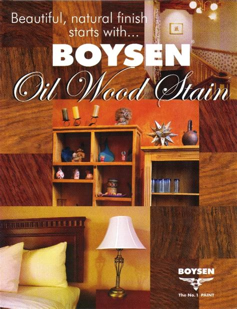 pacific paint boysen philippines inc wood stains boysen 174 wood stain