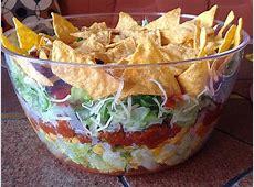 Taco salat Rezepte | Chefkoch.de Nacho Salat Rezept