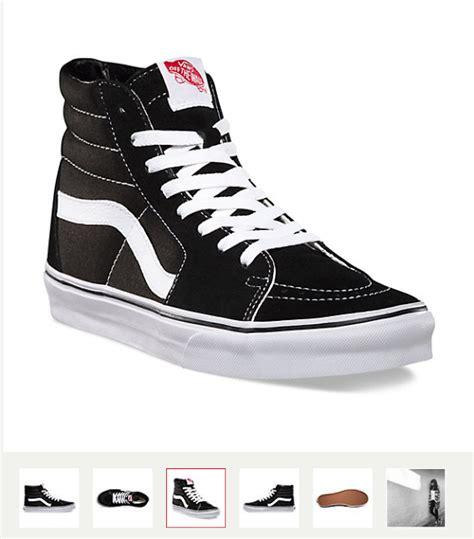 Sepatu Vans Original Dan Gambarnya cara membedakan dan membeli sepatu vans original atau