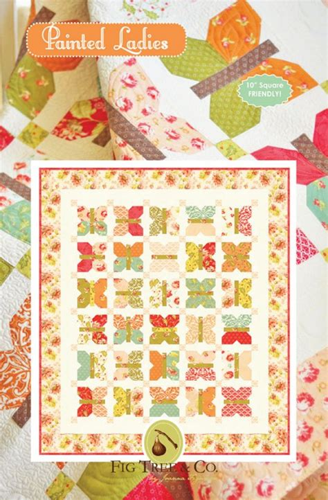 Fig Tree Quilt Patterns by Painted Quilt Pattern By Fig Tree Co Ftq968